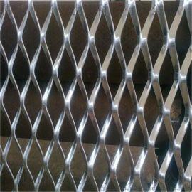 六角铝网板公司外墙装饰铝板网