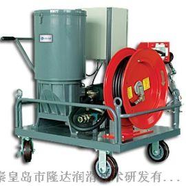 供应移动式单线电动加油泵站PM1型干油润滑设备