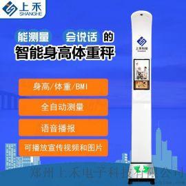 郑州超声波电子身高体重秤上禾SH-500G