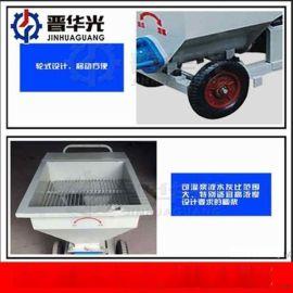 黑龙江鹤岗市液压砂浆注浆机双液砂浆注浆泵价格优惠