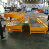 德隆供应无动力滚筒输送机滚轴流水线碳钢喷塑输送带