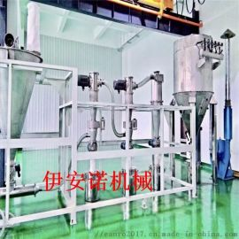 伊安诺机械15962667259稀土材料气流粉碎机