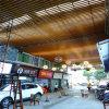 丹山吊顶木纹铝方管 外墙铝方管形象图