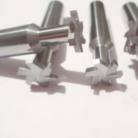 合金T型槽铣刀 T型刀来图可定做整体钨钢 焊接**