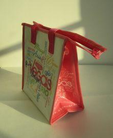 覆膜无纺布袋 卡通彩印手提购物袋 环保防水折叠袋子定做厂家直销