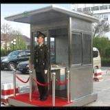 云连交通供应滨海YL-GC03治安亭,小区岗亭,艺术岗亭,木质岗亭