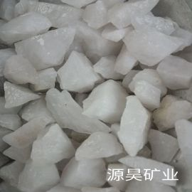供应石英石/石英矿石、河北天然石英砂