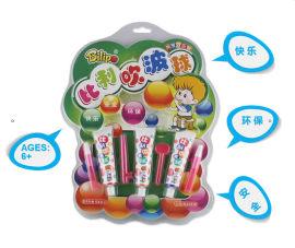 新奇好玩泡泡胶,**玩具吹波胶,外销美国英国法国