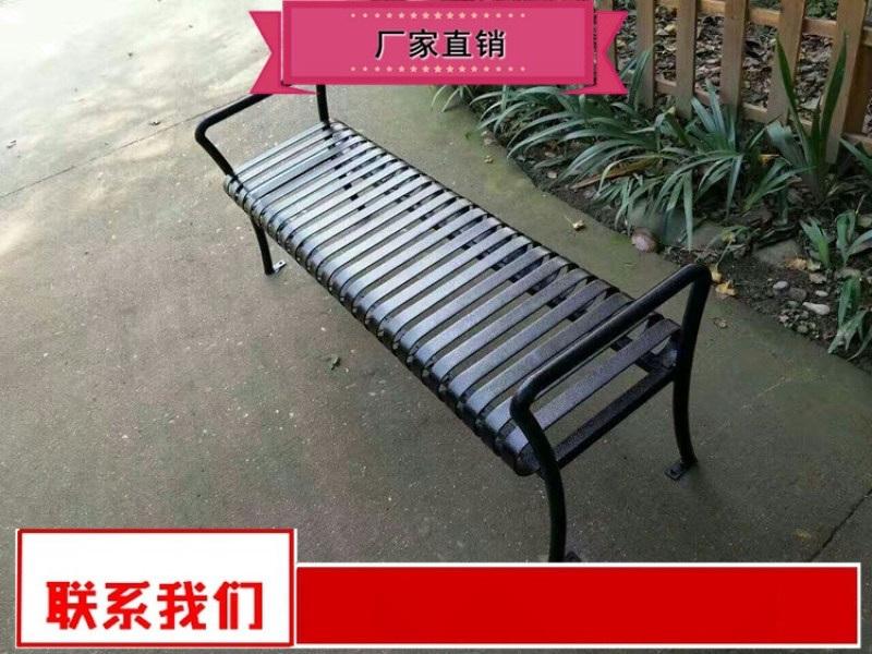 甘肃小区休闲座椅质优价廉 户外防腐木座椅报价