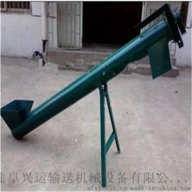 双轴螺旋提升机质量可靠螺旋提升机曹