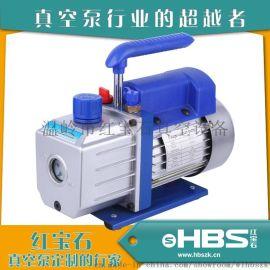 红宝石RS-1小型旋片式真空泵,制冷维修真空泵