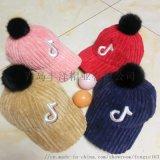 厂家直销纯棉绣花印刷棒球帽定做儿童男女鸭舌帽