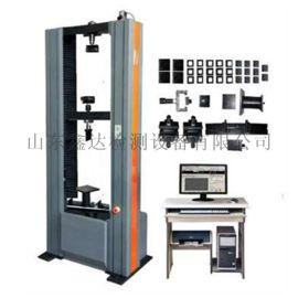 JC陶瓷地砖胶粘剂20kN保温材料试验机