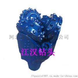 江汉标准尺寸118mm三牙轮钻头 石油用钻头