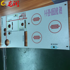 浙江铝合金电表箱装饰画uv平板打印机