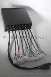常州LED广告双色模组控器