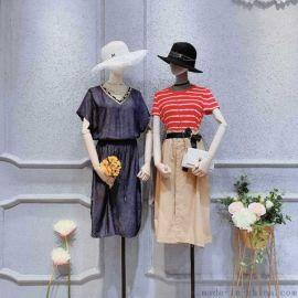 牛仔裤女装唯众良品线上线下折扣品牌女装绒衫淘宝特卖女装地摊货女装棉服