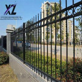 镀锌烤漆围墙护栏 厂家现货围墙护栏 来图定制钢护栏