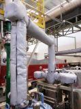 管道保溫套+管道隔熱可拆卸式保溫棉