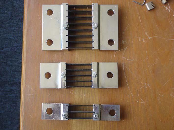 大电流高精度锰铜分流器(FL-2, FL-13)