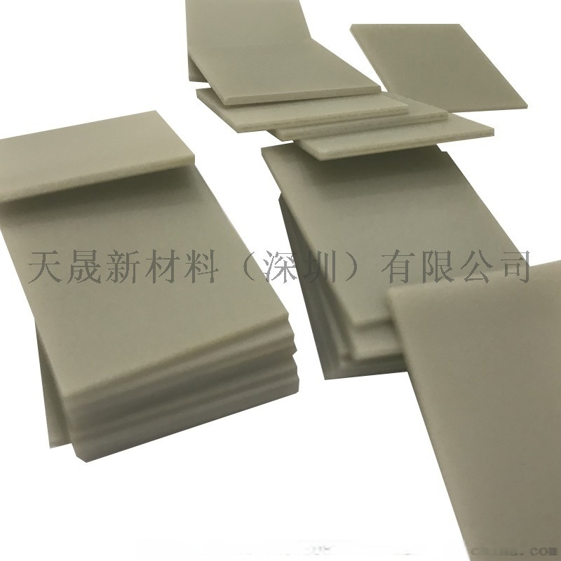 高導熱絕緣墊片原廠直銷氮化鋁陶瓷片