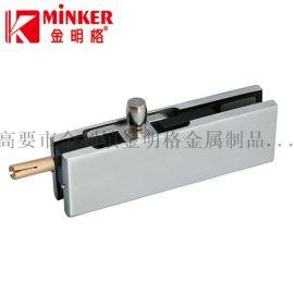 **304不锈钢玻璃门夹顶爆螺丝顶夹MK-030A