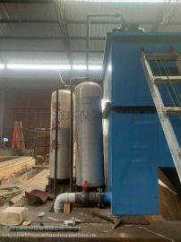 屠宰场地埋式一体化污水处理设备工艺