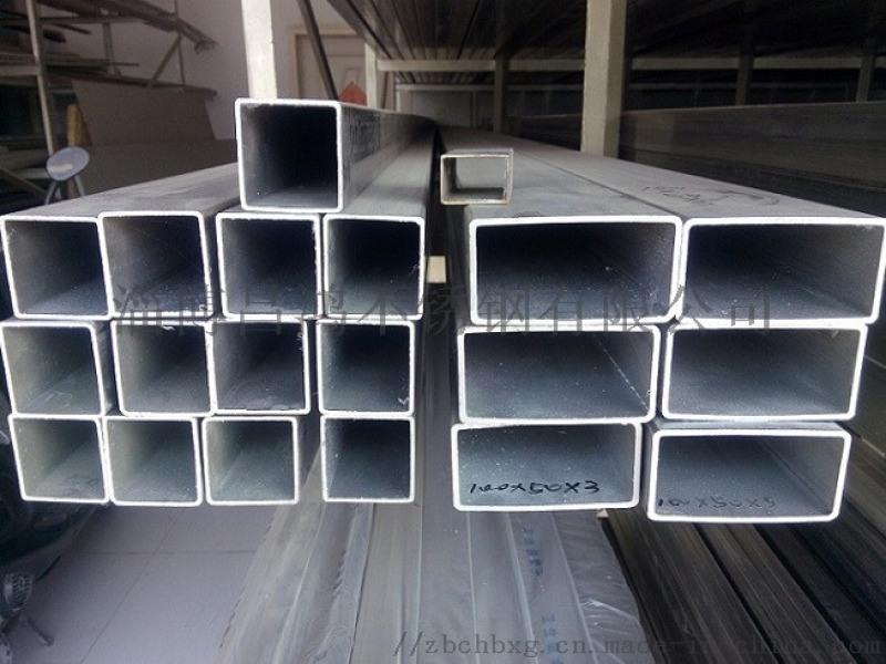 淄博304材质不锈钢方管 规格齐全