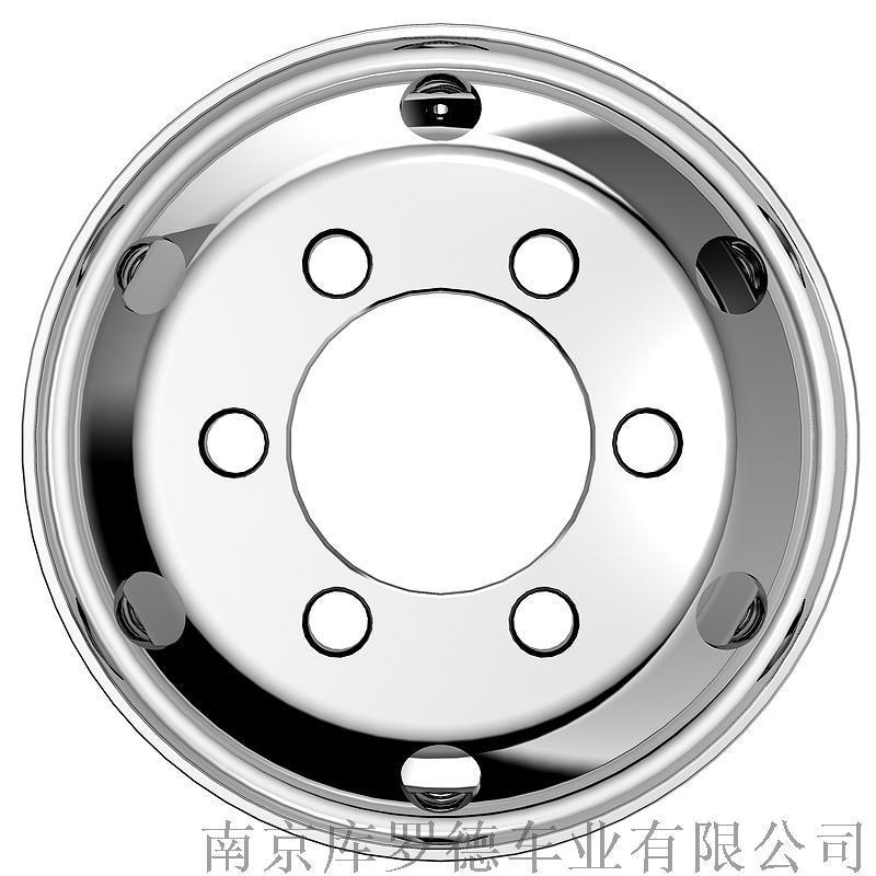 南京依維柯鍛造鋁合金輕量化輪轂1139