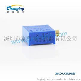bourns微调电位器3296X-1-103LF
