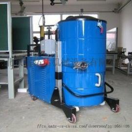 家具厂工业吸尘器木器加工行业380伏吸尘设备