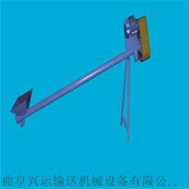 倾斜式螺旋提升机垂直螺旋提升机制造曹