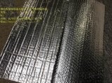 廠家直銷鋼結構屋面保溫材料雙層鋁隔熱毯鋼架房用小氣泡鋁隔熱毯