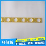 雙面 環氧板加工 燈具透鏡限位板 環氧板雕刻 開孔 絲印加工廠