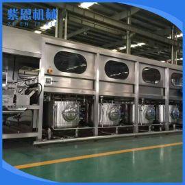 厂家直销全自动灌装生产线 桶装水灌装机 饮料灌装机