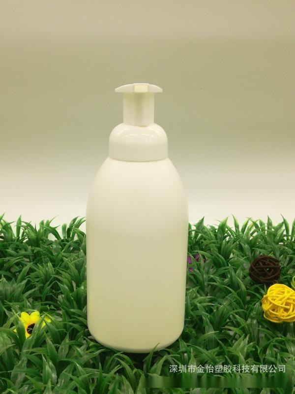 500ml泡沫瓶泡沫洗手液瓶泡沫消毒水瓶醫院消毒瓶兒童沐浴露瓶