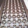 酒店/KTV/私人會所高端彩色不鏽鋼隔斷定做