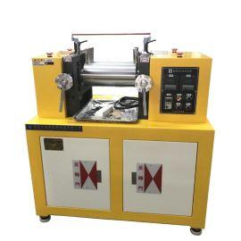4寸6寸硅胶专用开炼机滚筒混炼机低噪音