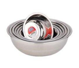 加厚不锈钢汤盆