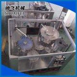 飲料三合一灌裝機設備供應,塑料瓶灌裝機械