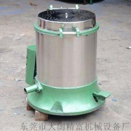 东莞精富供应上热式不锈钢脱水烘干机 不锈钢脱水机
