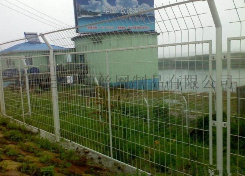 西寧景區綠化護欄網 河道邊隔離防護網