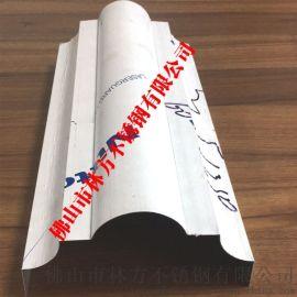 珠海优质不锈钢装饰线条  镜面拉丝装饰线条加工