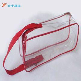 广州育丰袋业专业定透明PVC袋 加厚PVC包装袋