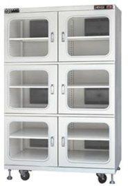 防潮箱大全1440升六门超低湿度电子防潮除湿箱 除湿柜 干燥柜
