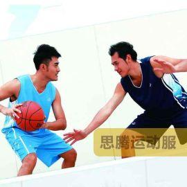 定做班级篮球服 - 思腾体育