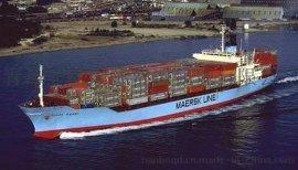 供应青岛天津到罗马尼亚康斯坦萨Constanta/Constantza整箱拼箱开顶框架散杂货海运