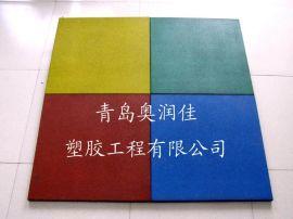 东营橡胶地板 橡胶垫