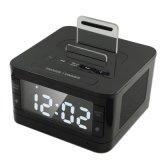 厂家批发MOZUO K7-BT蓝牙闹钟音箱带收音机U盘播放USB给手机充电