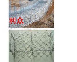 铝锌合金格宾网 护堤挡土墙格宾网